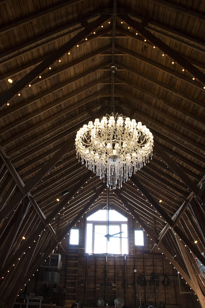 Upper Loft in The Barn