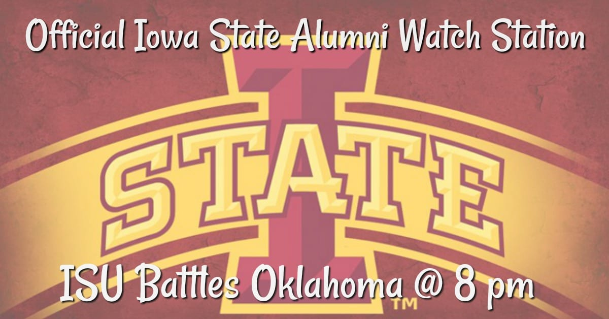 Iowa State vs. Oklahoma Men's Basketball