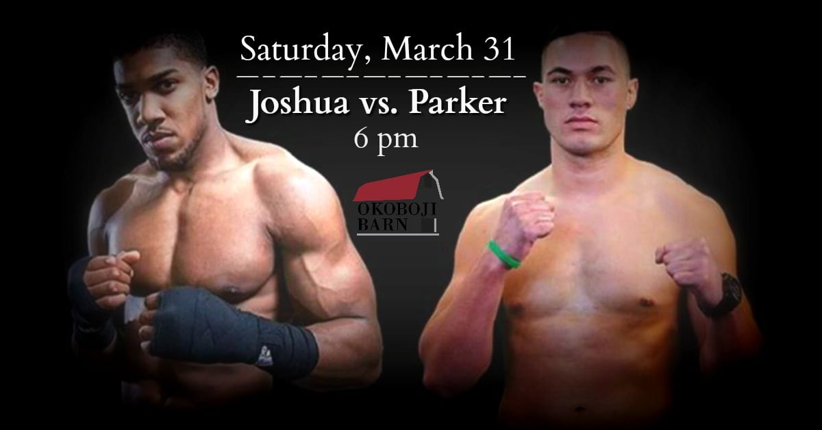 Joshua vs. Parker – Heavyweight Boxing Match