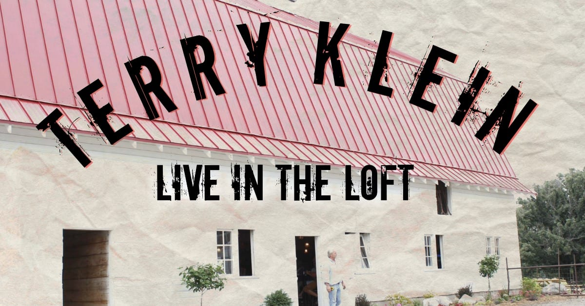 Terry Klein Live in the Loft